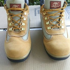 Women's Timberland ankle boots!